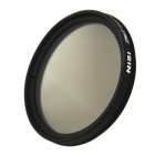 NISI 43mm PRO CPL Ultra Thin Circular Polarizer Lens Filter - Black Grey