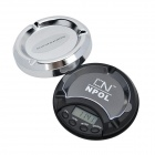ONNPOL Portable Jewelry Digital Scale w/ Blue Backlight - Black (2 x AAA / 100g / 0.01g)