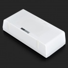 EWA D502 8W Bluetooth V2.1 Speaker w/ Hands-free / Mic / 3.5mm / TF / USB - Pearl White