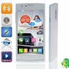 "JXM C23 MTK6582 Quad-Core Android 4.3.3 Bar Phone w/ 4.5"" QHD, Wi-Fi, OTG - White"