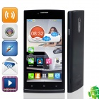 "JXM C23 MTK6582 Quad-Core Android 4.3.3 Bar Phone w/ 4.5"" QHD, Wi-Fi, OTG - Black"