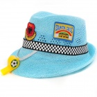 Fashion Sir Children's Hat - Sky Blue