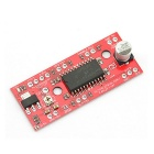 MaiTech A3967 Easy Driver Stepper Motor Driver V44 Development Board - Red