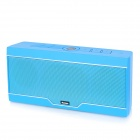 EWA D502 8W Bluetooth V2.1 Speaker w/ Hands-free / Mic / 3.5mm / TF / USB - Sky Blue