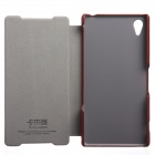 KALAIDENG Protective PU Leather Case Cover for SONY XPERIA Z2 - Brown