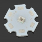 DPT-XP3535-850nm 1W IR 850nm Epistar 20mm LED Emitter Module - Silver (1.6~1.7V)
