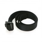 ACCU Military Tactical Outdoor Nylon Belt - Black