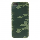 Kinston kst00064 Camouflage Pattern Protective Plastic Hard Back Case for IPHONE 5 / 5S - ACU
