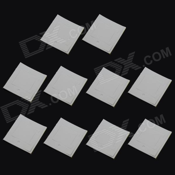 MaiTech Dedicated PET Chilling Insulation Gaskets / Pads - White (10 PCS)