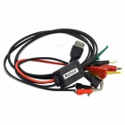 MaiTech 20050318 Professional Mobile Repairing Power Cables - Black