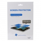 Protective Clear PET Screen Guard Film for Sony Xperia Tablet Z2 - Transparent