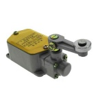 JLXK1-111 5A Trip / Limit Switch - Yellow + Grey + Silver (220V~380V)