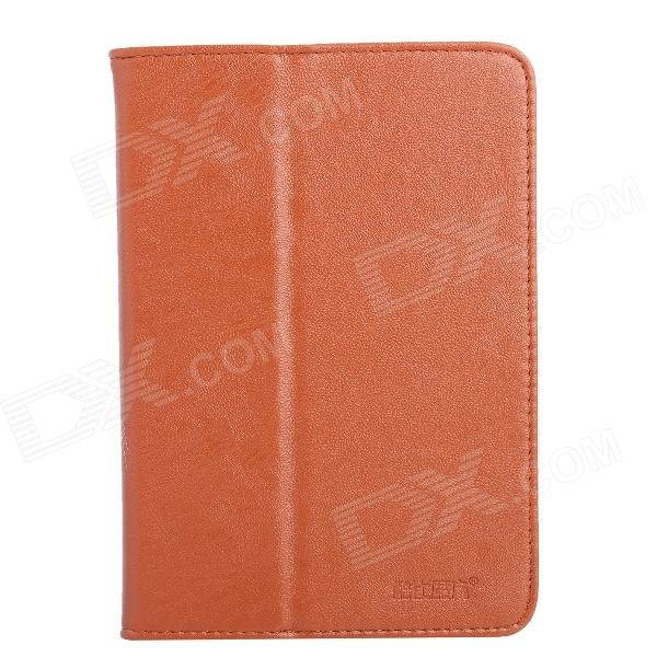"Cubo U55GT protettiva PU Leather Case Cover Stand per cubo U55GT (TALK79) 7,9"" Tablet PC - marrone"