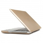 "ENKAY Protective PC Full Body Case Cover for MACBOOK PRO 13.3"" - Golden"