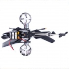 M302 4 canaux Avatar Flying King Side R / C Hélicoptères - Rouge + Noir