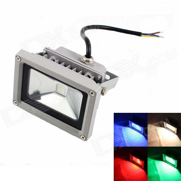 KINFIRE IP66 Waterproof  9W RGB COB LED 7-Color Project Light w/ Remote Controller (AC 220V)Underwater Lights<br>Form  ColorGreyColor BINRGBBrandKINFIREModelRGB-Gray 220VMaterialAluminum alloyQuantity1 DX.PCM.Model.AttributeModel.UnitPower9WRated VoltageAC 220 DX.PCM.Model.AttributeModel.UnitConnector TypeOthers,External LineChip BrandEpistarChip TypeCOBEmitter TypeCOBTotal Emitters1Theoretical Lumens720 DX.PCM.Model.AttributeModel.UnitActual Lumens680 DX.PCM.Model.AttributeModel.UnitColor Temperature12000K,Others,N/ADimmableYesBeam Angle160 DX.PCM.Model.AttributeModel.UnitWavelengthRed: 600~650nm, Blue 450~500nm, Green 500~550nmPacking List1 x LED project light (22cm-cable)1 x 24 keys Remote control (1 x CR2025 battery, included)<br>