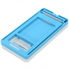 REMAX Universal Automatic Screen Attach Machine for IPHONE / Samsung + More - Blue