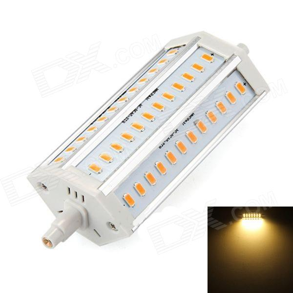R7S 12W 36-SMD 5630 LED 1080lm 3200K Warm White Light LED Corn Bulb (AC 85-265V)
