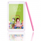 "PORTWORLD AM731 7"" Dual Core Android 4.2.2 Tablet PC w/ 512MB RAM, 4GB ROM - Deep Pink + White"