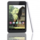 "CUBE U51GTS 7"" HD IPS Dual Core Android 4.2.2 Dual Standby Tablet PC w/ 512MB RAM, 4GB ROM - White"