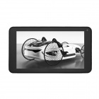 "TEMPO MS708 7 ""Dual Core Android 4.1 Tablet PC w / 512 Mo de RAM, 4 Go de ROM, l'appareil photo - Noir"