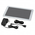 "ICOO D10M 10.1"" Dual Core Android 4.2.2 Tablet PC w/ 8GB ROM / Wi-Fi / TF / Micro USB - White"
