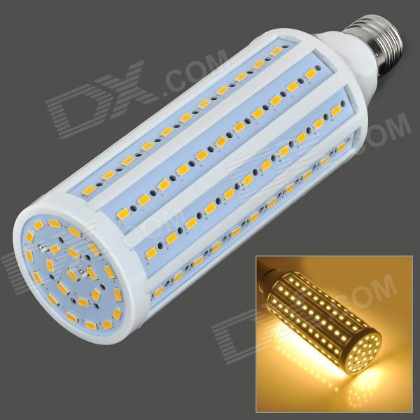 E27 25W 1800LM 2700K 132-5730 LED Warm White Light Corn Bulb (AC 220V) e27 25w ac220v 240v 98pcs 5730smd warm white led corn light