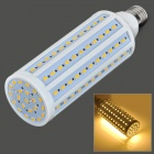 E27 25W 2700K 1800LM 132-5730 LED Warm White Light Mais-Birne (AC 220 V)