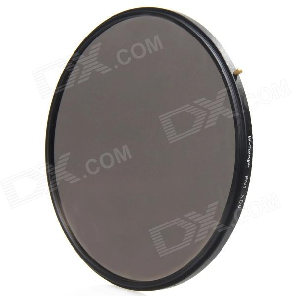 TianYA 145mm Neutral Density ND8 Filter - Black tianya neutral graduated grey filter gnd8 for cokin x pro holder 150mm x 200mm