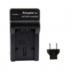 Kingma Battery Charger Kit pour PANASONIC VBK180/360/VW-VBL090/VW-VBY100/VBT190 (adaptateur UE inclus)