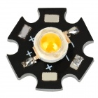 JR-LED 5W 400LM 3300K LED 300mA 4-Chip Warm White Light Spotlight / Bulb (12~13V )