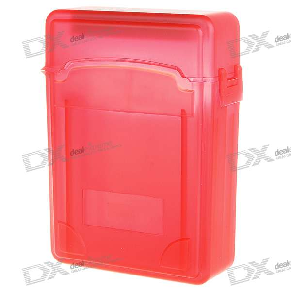 Protective Plastic Case for 2.5