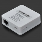 Vonets MINI300 mini portátil de 300 Mbps Wireless Wi-Fi Repetidor - Blanco