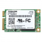 Toshiba 128G SSD Solid State Drive / mSATA2.0 Interface - Green (128GB)