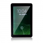 "P706 10,1"" Dual Core Android 4.2 Tablet PC med 1GB RAM, 8 GB ROM - svart"