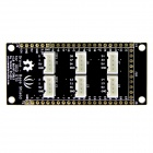 Seeedstudio SLD00100P Grove-Base Shield Expansion Board for IOIO-OTG - Black + White