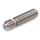 M6x26 Extruder Pipe w/ Teflon for Makerbot MK8 3D Printer - Silver