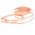WLXY CP-2015 Solda Wick solda Wire - Light Pink + branco