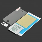 YI-YI Protective Thin Tempered Glass Screen Guard for IPHONE 4 / 4S - Transparent