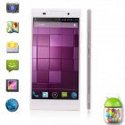 "Kingzone K1S Octa-Core Android 4.2.2 WCDMA Bar Phone w/ 5.5"" LTPS, GPS & Wi-Fi - White"