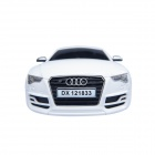 DongXin High Speed Drift Pistol Audi 1:18 Remote Control Car - White
