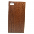 Retro Protective Sapele Wood Wooden Back Case for Xiaomi 3