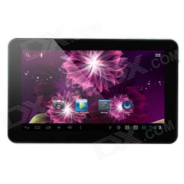 "W901 9"" Capacitive Screen Android 4.0 Tablet PC w/ TF / Wi-Fi / Camera / G-Sensor - Black"
