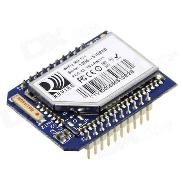 Seeedstudio Wi-Fi Bee V2.0 Module Compatible with any Bee Socket - Blue + White