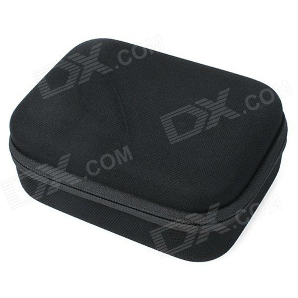 Protective EVA Camera Storage Bag for GoPro HD Hero3+ / HERO3 / HERO2 - Black zalman cnps12x