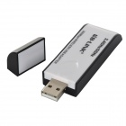 300Mbps USB Wireless Network Adapter - White + Black