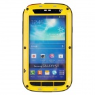 Redpepper Aluminum Alloy Gorilla Glass Waterproof Shockproof Dustproof Case for Samsung Galaxy S4