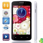 "Mixc G7108 MTK6572 Dual-core Android 4.4 WCDMA Bar Phone w/ 4.3"" IPS, Wi-Fi, GPS - White + Black"