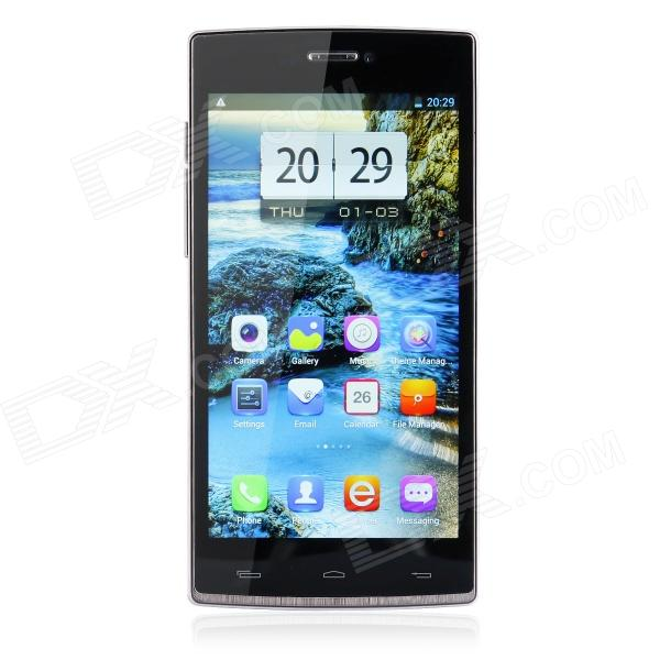 "BLUEBO X2 Octa-core Android 4.2 WCDMA Bar Phone w/ 5.0""HD ,GPS, Wi-Fi, FM, Bluetooth - Black"
