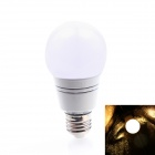 JOYDA-QPM-WW09 E27 9W 670lm 3000K 40-LED Warm White Light Lamp Bulb - White (AC 85~265V)